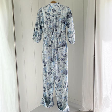 A.〔rich〕Smooth Contour Jump suit【全額】