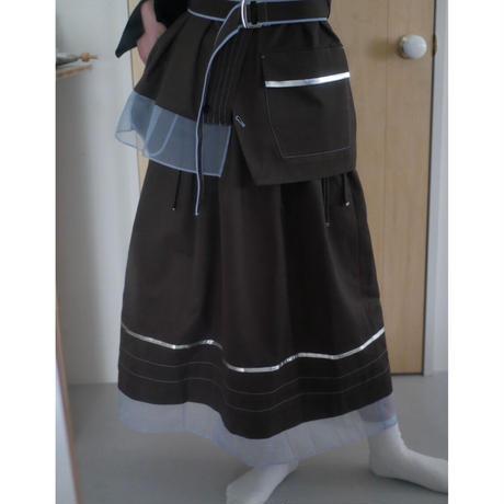 〔rich〕mist〔skirt〕