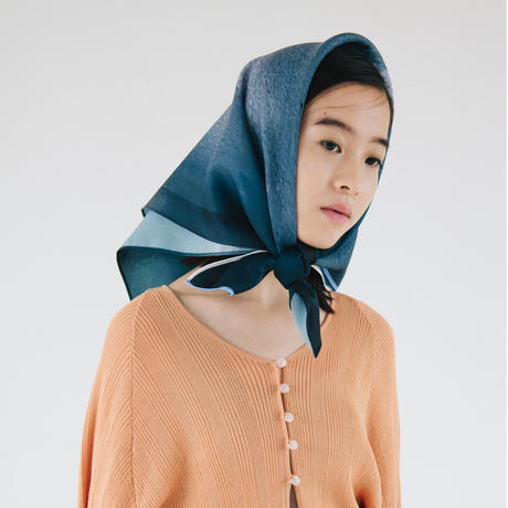 〔rich〕light time scarf