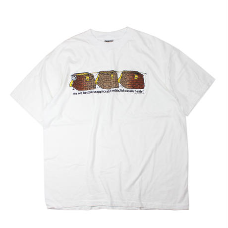 1990s my old bottom catch nothin',fish cussin t-shirts