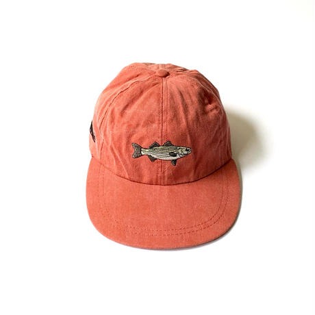 """LARRY'S TACKLE"" Long Bill Cap Made in U.S.A."