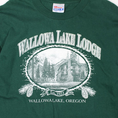 2000s WALLOWA LAKE LODGE long sleeve tshits