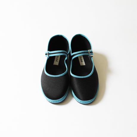 Sciuscià - MARYJANE (Black×Turquoise)