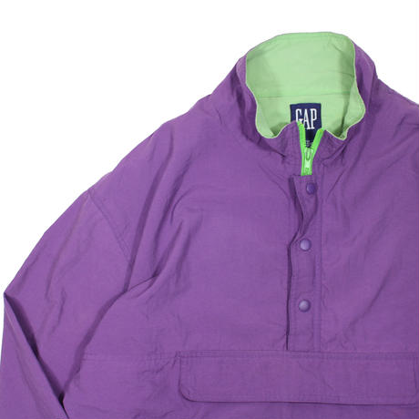 1990s GAP Nylon P/O Jacket