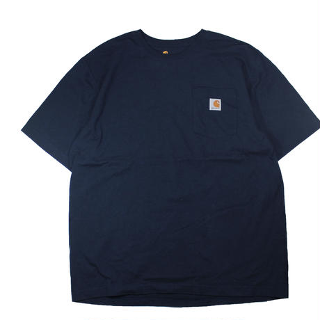 Carhartt Pocket Tshirts (Navy)