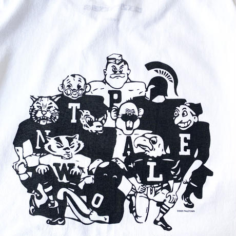 "''THE BIG 8"" Tshirts"