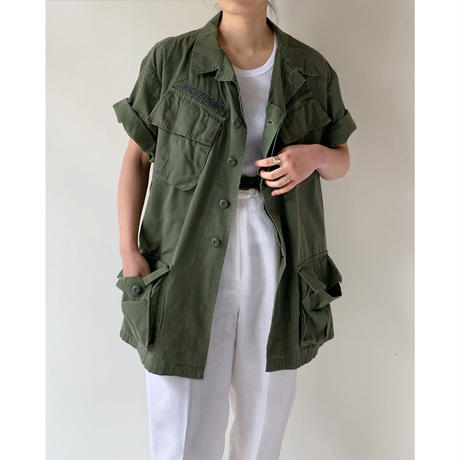 1960s Jungle Fatigue Jacket