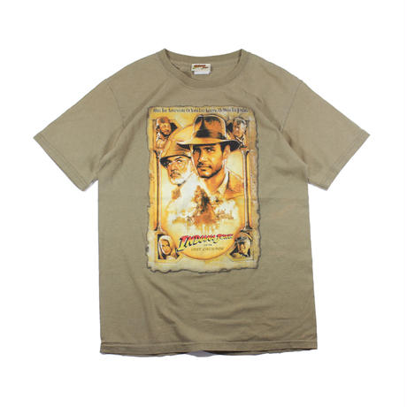 1990s Indian Jones Tshirts