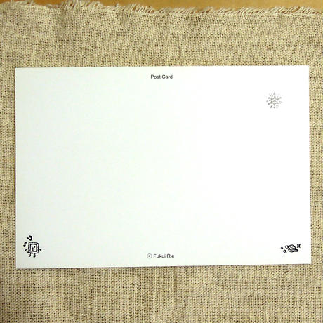 海のお祭り*ポストカード