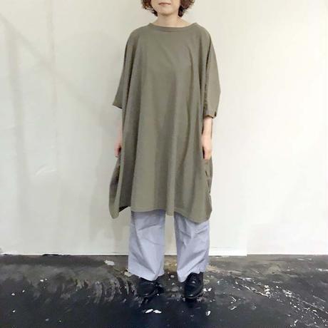 ichi 201248 ワイドロングプルオーバー