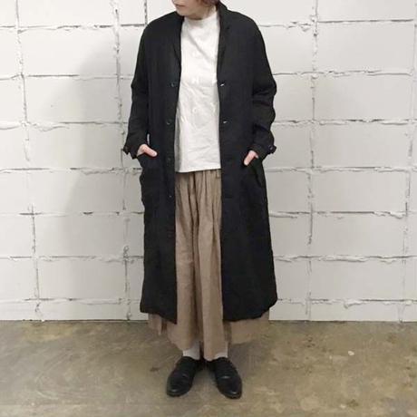 ichi 201007 抗菌防臭加工ダブルガーゼコート