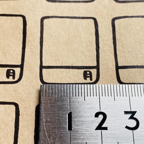 【リニューアル】ミニミニまもるくんの仕分袋☆5枚セット
