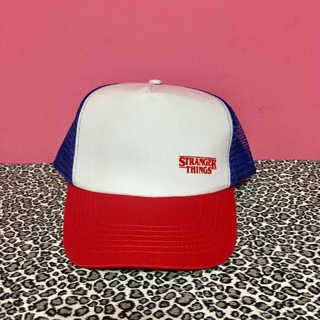 ストレンジャーシングス ダスティン キャップ STRANGER THINGS DUSTIN CAP