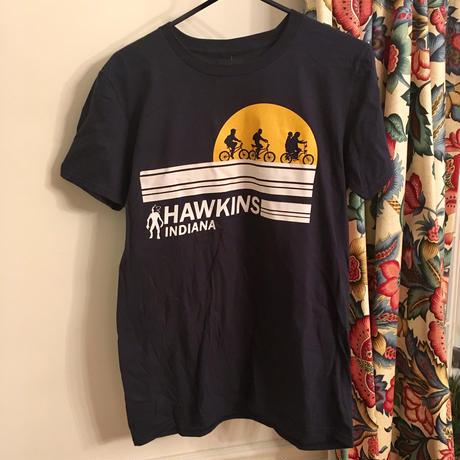 ストレンジャーシングス stranger things Tシャツ ⑥