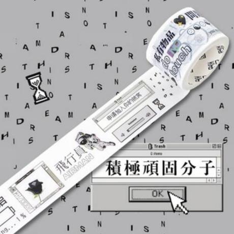 vaporwave マスキングテープ ⑤ MASKING TAPE