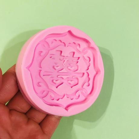 ダブルハピネス クッキー型 シリコン COOKIE CUTTER SILICON