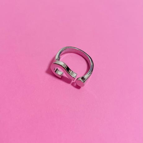 クエスチョンマーク 指輪 QUESTION MARK RING