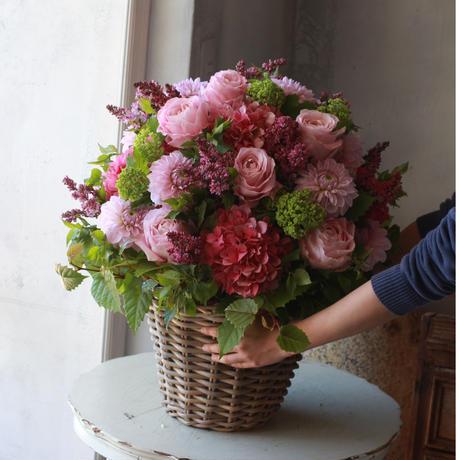 5月11日・12日お届・母の日アレンジメント 16500円