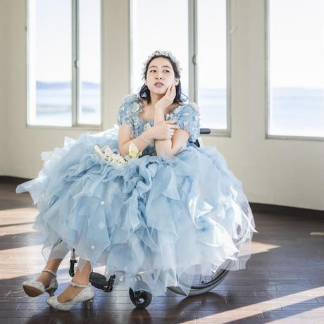 Marguerite 車椅子ドレス