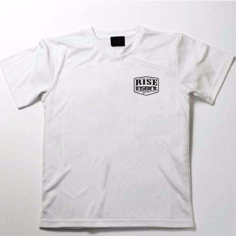INSPIRIT×RISEコラボ Tシャツ