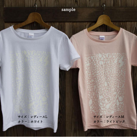 <レディース>島の話題が生まれるTシャツ2019 新色