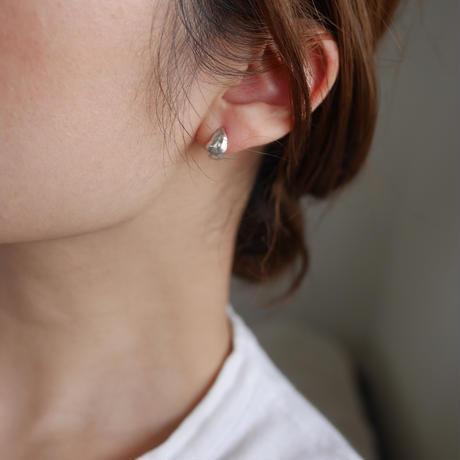 Drop flow earrings