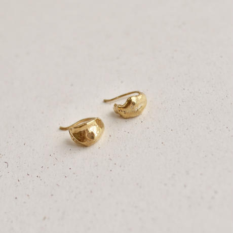 Drop flow earrings