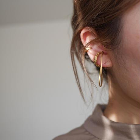 925 double ear cuff