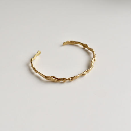 925 rough bangle S