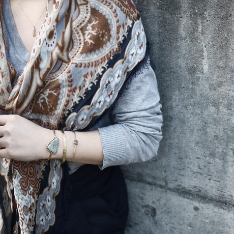 Tassel necklace K10