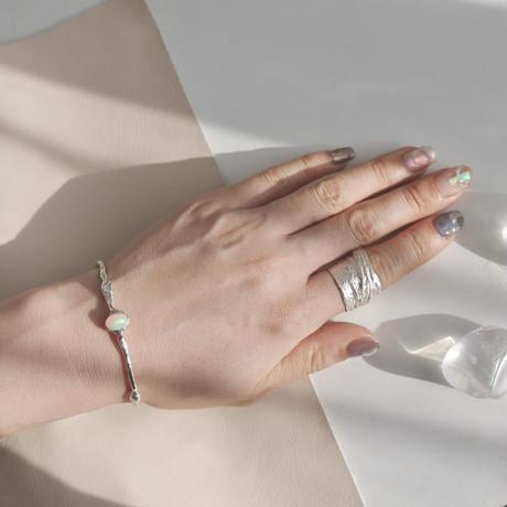 Opal bangle-925