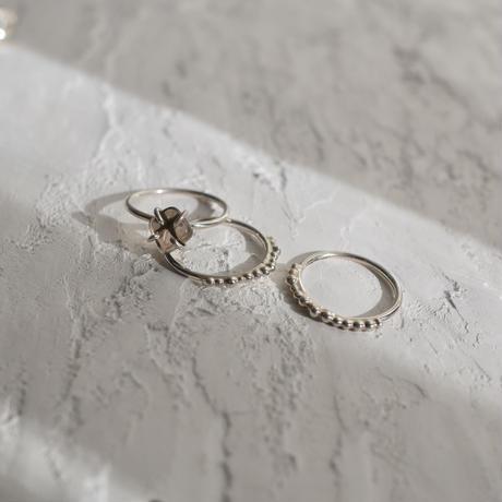 3SET Skinny rings