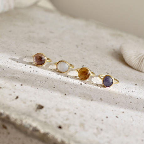 Gemstone ring -02