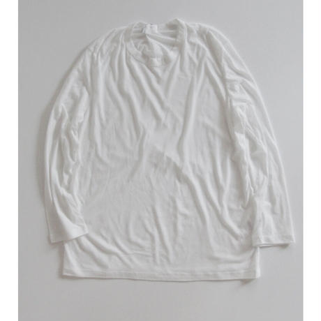 hight twist cotton sheer longT