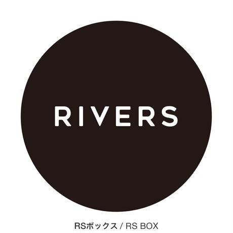 ステッカー リバーズ (S/RS)     Sticker RIVERS (S/RS)