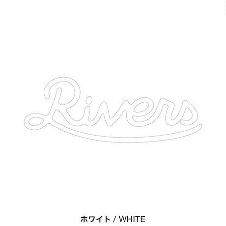 カッティングステッカー リバーズ    Cutting Sticker RIVERS