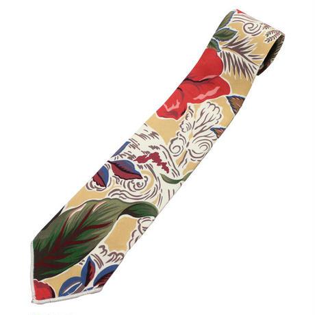 "ENGINEERED GARMENTS(エンジニアード ガーメンツ)""Neck Tie - Hawaiian Rayon Floral"""