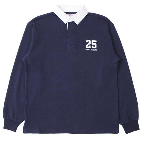 """QUARTERSNACKS(クォータースナックス)""""25 Rugby"""""""