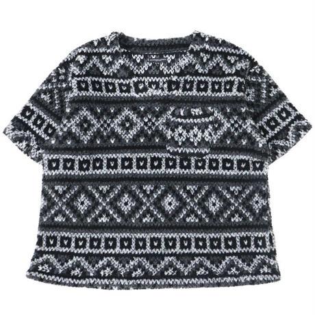 "ENGINEERED GARMENTS(エンジニアード ガーメンツ)""U Neck Popover - Fair Isle Sweater Knit"""