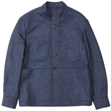 "S.E.H KELLY(エスイーエイチケリー)""WEST YORKSHIRE WOOL MELTON WORK JACKET"""