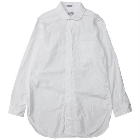 "FWK By ENGINEERED GARMENTS(エフダブリューケー バイ エンジニアド ガーメンツ)""Rounded Collar Shirt - 100's Broadcloth"""