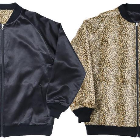 "NEEDLES(ニードルス)""Reversible Rib Collar Jacket - C/R Sateen / Rayon Pile"""