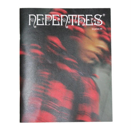 """NEPHENTHES(ネペンテス)""""NEPENTHES IN PRINT #8"""""""