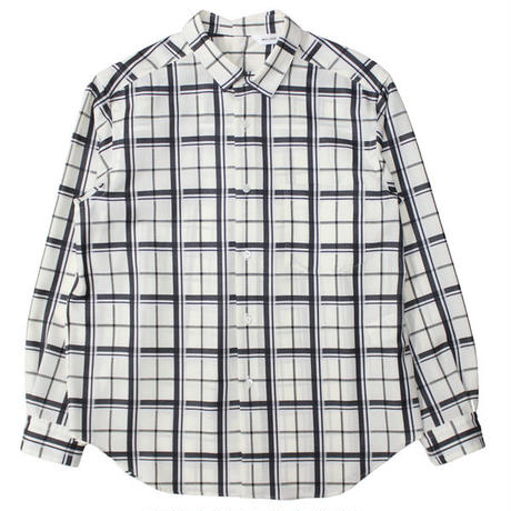 "Ladies' /WELLDER(ウェルダー)""Back-Neck Open Shirt"""