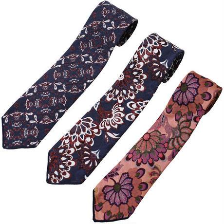 "ENGINEERED GARMENTS(エンジニアード ガーメンツ)""Neck Tie - Floral Jacquard"""