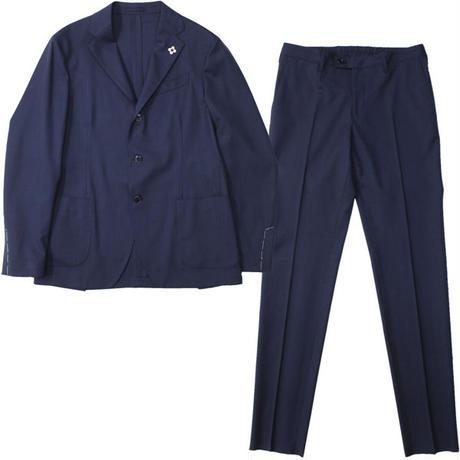 "LARDINI(ラルディーニ)""Stretch Wool Tropical 3B Packable Suit [EASY WEAR]"""