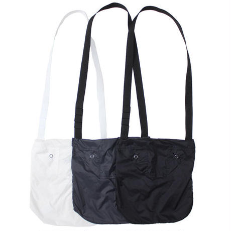 "ENGINEERED GARMENTS(エンジニアード ガーメンツ)""Shoulder Pouch - Nylon Taffeta"""