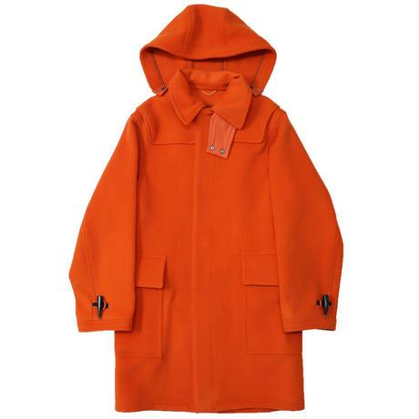 "DAIRIKU(ダイリク)""Snap Button Duffle Coat"""