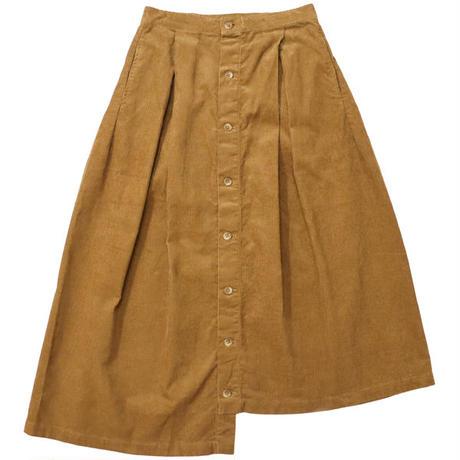 "Ladies' /ENGINEERED GARMENTS(レディース エンジニアード ガーメンツ)""Tuck Skirt - 11W Corduroy"""