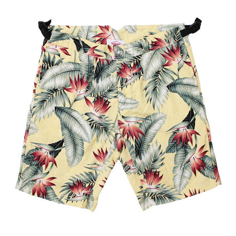 "Battenwear(バッテンウェア)""ALL-AROUND SHORTS"" YELLOW FLORAL"